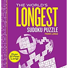 The World's Longest Sudoku Puzzle