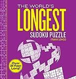 WORLD'S LONGEST SUDOKU PUZZLE