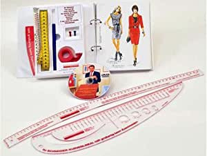 The Golden Rule, 280 Sewing Patterns & Fashion Styles for Hobby Dressmakers from Lutterloh-Systems