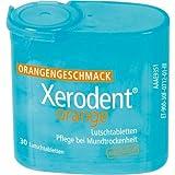 Xerodent Orange Lutschtabletten, 30 St