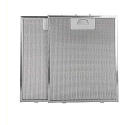 Filtro campana extractora 320x260 (paquete 2)