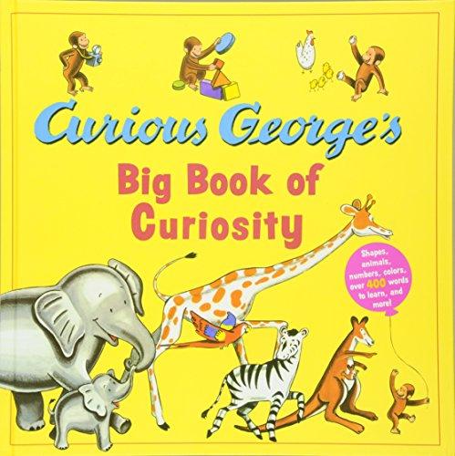 Curious George's Big Book of Curiosity por H. A. Rey