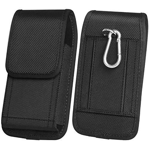 ykooe Taktische Hüfttasche Multifunktional für Wandern Gürteltasche Reisen Sport Handytasche für Samsung Galaxy S9 Plus 4,5 bis 6,5 Zoll Smartphones