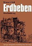 Erdbeben: Eine Einführung - Bruce A. Bolt