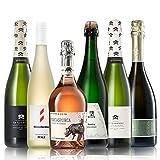 GEILE WEINE Weinpaket PRICKELNDES | 6 x 0,75l Probierpaket mit Sekt, Crémant, Schaum- und Perlweinen von Winzern aus Deutschland, Frankreich und Italien