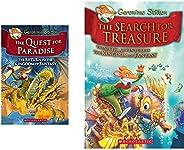 Geronimo Stilton - The Quest for Paradise: The Return to the Kingdom of Fantasy: 2 + Kingdom of Fantasy #6: Th