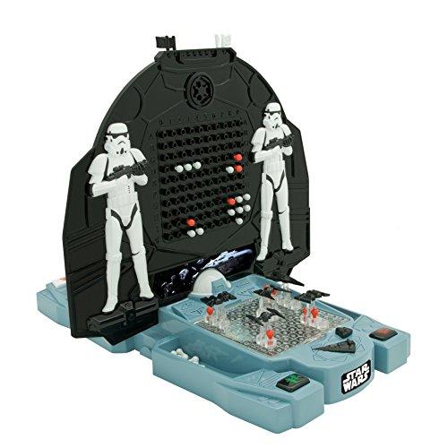 Star Wars - GT7000SW Juego De Estrategia, Color Negro (Lexibook GT7000SW)