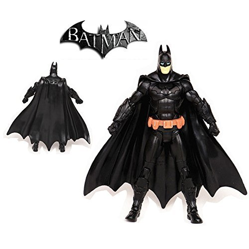 BATMAN - FIGURA PVC ARTICULADA BATMAN 18cm / BATMAN MOVABLE PVC FIGURE 7