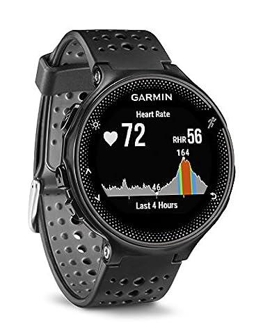 Garmin Forerunner 235 WHR Laufuhr - 24/7 Herzfrequenzmessung am Handgelenk, Smart Notifications, Aktivity Tracker, 1,2 Zoll (3cm) Farbdisplay
