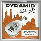 3x profesional cuerdas Oud árabe Siria Tuning pirámide pso-650
