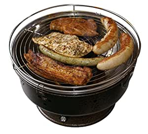 wedermann tafelgrill holzkohlegrill tischgrill grill. Black Bedroom Furniture Sets. Home Design Ideas