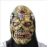 XRFHZT Halloween Maske Schädel Morena Zombie Horror Maske Halloween Maske