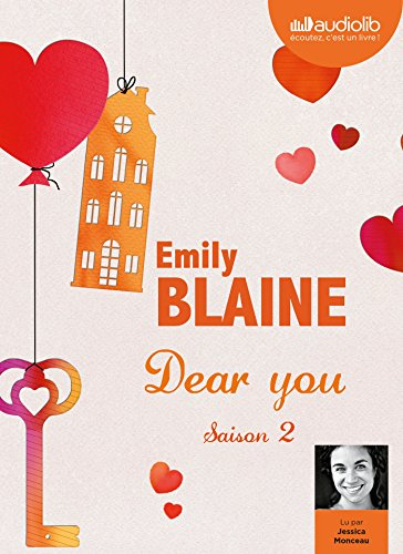 Dear you - saison 2: LIVRE AUDIO 1CD MP3