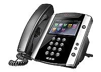 Polycom VVX 600 HD Business Media IP Desk Phone optimised for SFB (No PSU)