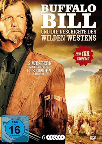 Buffalo Bill und die Geschichte des Wilden Westens [6 DVDs] -
