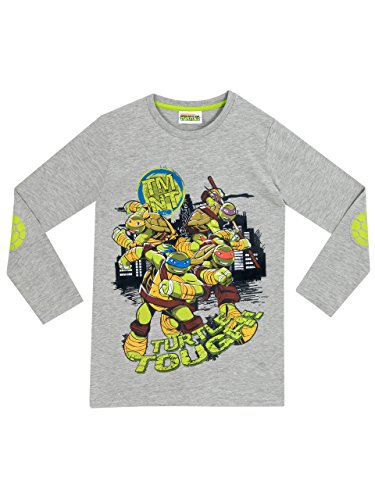 Teenage Mutant Ninja Turtles Jungen Ninja Turtles Langarmshirt 104