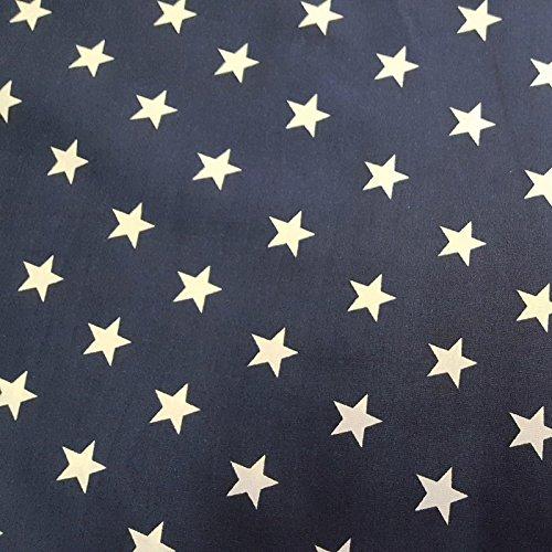 premier-dog-navy-blue-stars-dog-bandana-scarf-extra-small