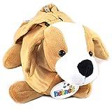 Ventilkappenkönig Kinder Plüsch Tasche Kindertasche Kuscheltier Handtasche Kinder Geschenk Dog Hund