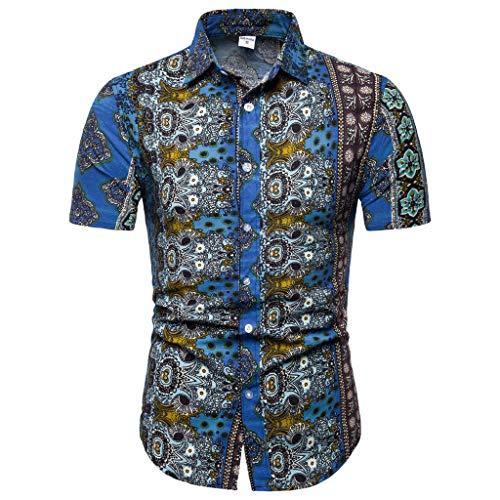 Auifor er 5XL Haupt Ugly Herren Hawaii BH-Hemden ohne bügel Flanell 45 weiß rotkarierte Hemden Baby BH Herren Eton angeraute geblühmte aufhängen karo männer 86 Hemden 3XL kurz grüne Hippi männ