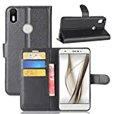 ECENCE BQ Aquaris X/X Pro Phone Case Cover Wallet Flip
