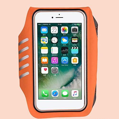 Mouchao Handy, das Arm-Tasche Laufen lässt Touch-Fingerabdruck entriegelt Arm-Band