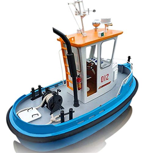 1:18 Mini RC Schlepper Rettungs ABS Q Boot Ei Boot Rettungsboot Simulation Nautische DIY Tools Kit Weihnachten Geburtstagsgeschenk Für Kinder Und Erwachsene - 270 * 130 * 190 mt - Für Tool-kit Boot