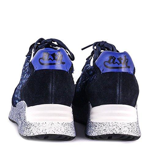 Ash Chaussures Love Lace Indigo Saphir Baskets Femme Indigo/Saphir