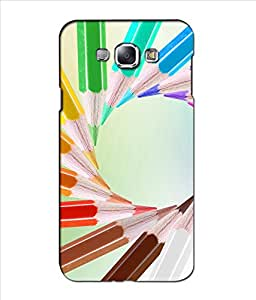 instyler BACK COVER CASE FOR SAMSUNG GALAXY A8
