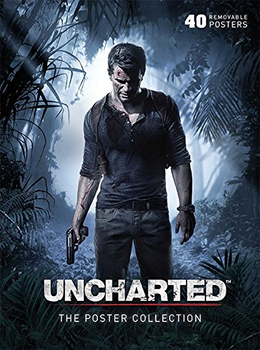 UNCHARTED (Insights Poster Collections) por NAUGHTY DOG