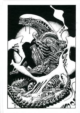 Bd Alchimie - Aliens Alchimie - Édition Raw Noir &