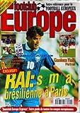 FOOTCLUB EUROPE [No 4] - GIANLUCA VIALLI - EURO 96 - - RAI - SAMBA BRESILIENNE A PARIS.