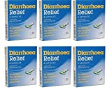 36 Diarrhoea Relief 2mg Capsules Loperamide Hydrochloride Tablets (6x6)