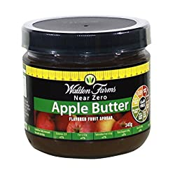 Walden Farms Near Zero Fruit Spread, Apple Butter By Walden Farms 340g