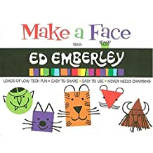 Make a Face with Ed Emberley (Ed Emberley On The Go!) by Ed Emberley (2014-08-01)