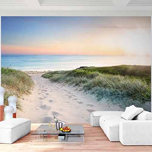 !!! SENSATIONSPREIS !!! Fototapete Strand 352 x 250 cm - Vliestapete - Wandtapete - Vlies Phototapete - Wand - Wandbilder XXL - !!! 100% MADE IN GERMANY !!! Runa Tapete 9008011a