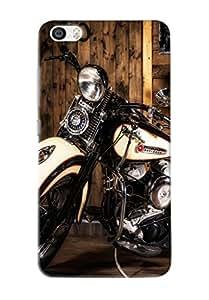 Clarks Harley Davidson Hard Plastic Printed Back Cover/Case For Xiaomi Mi5