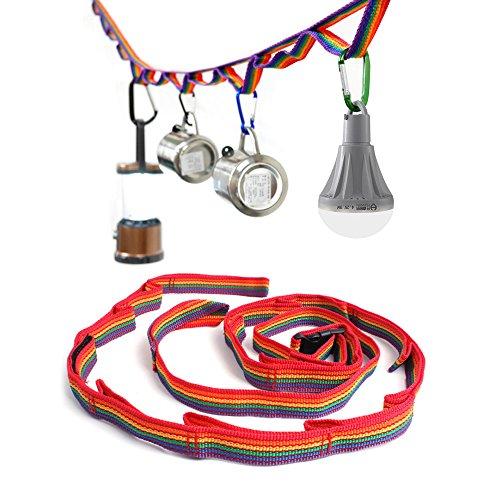 jinsan-shun-campeggio-outdoor-di-aufhaengleine-portable-clothesline-multifunzione-nylon-colorato-lan