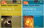 Wiley's Halliday / Resnick / Walker Physics for JEE (Main & Advanced), Vol II, 3ed, 2020 + Wiley's