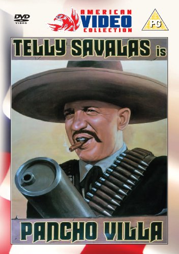 PANCHO VILLA / DVD MOVIE (VIDEO TO DVD CONVERSION)