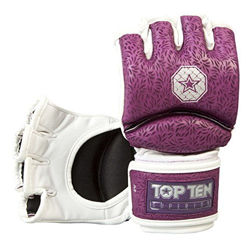 TOP TEN Damen Handschuhe MMA Superior