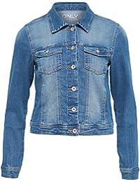 Suchergebnis auf Amazon.de für  taillierte jeansjacke  Bekleidung 6d561c5329