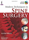 Modern Techniques In Spine Surgery With Dvd-Rom