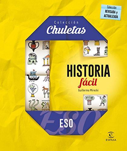 Historia fácil para la ESO por Guillermo Mirecki