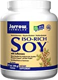 Jarrow Formulas Iso-Rich Soy Protein Isolate Powder 1lbs