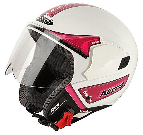 g-mac-nitro-casque-moto-ngjp-blanc-rose-bonbon-l