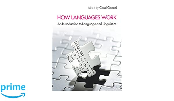 how languages work genetti