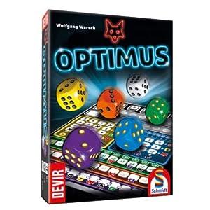 Devir Juego de Estrategia, Optimus, (BGOPTIM)