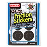 Duncan Friction Stickers, 48-Pack