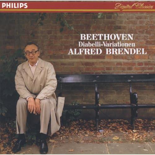 Beethoven: 33 Piano Variations in C, Op.120 on a Waltz by Anton Diabelli - Variation XXI (Allegro con brio - Meno allegro - Tempo I)