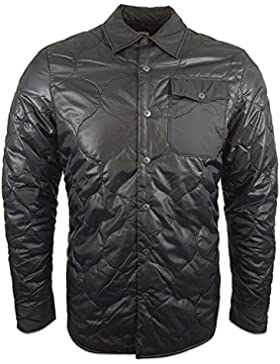 G-STAR Raw Herren Regular Fit Freizeithemd Davin Quilted Overshirt Long Sleeve-Myrow Nylon C.F.